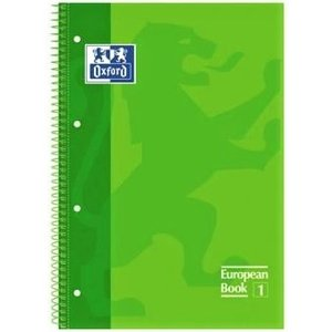 CADERNO OXFORD ESPIRAL A4 CAPA DURA 120 FLS XADREZ