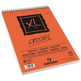 CROQUIS XL A2 CANSON