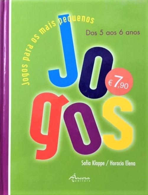 JOGOS PARA OS MAIS PEQUENOS - DOS 5 AOS 6 ANOS