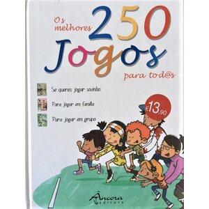 OS MELHORES 250 JOGOS PARA TODOS