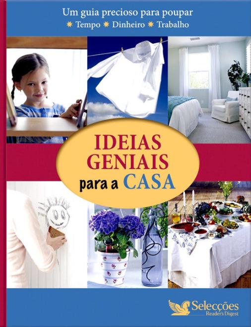 IDEIAS GENIAIS PARA A CASA