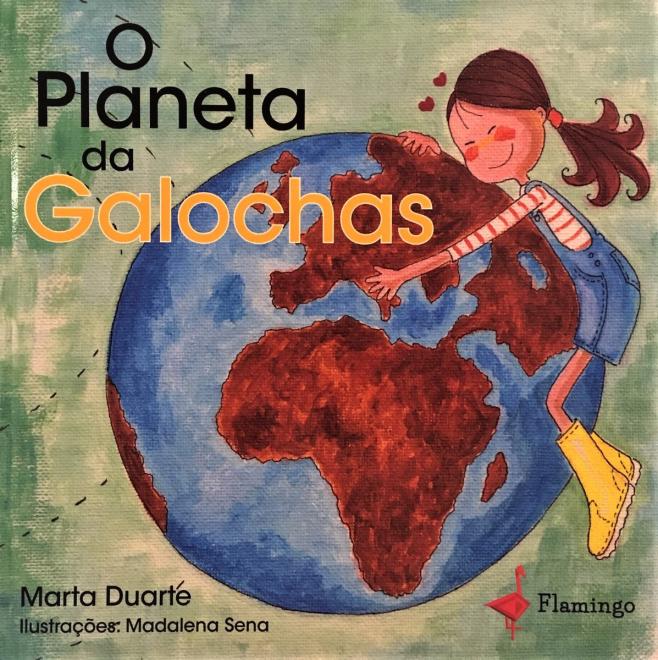 O PLANETA DA GALOCHAS